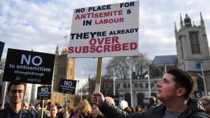 Corbyn und die Antisemitismus-Vorwürfe
