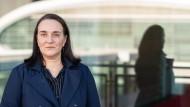 """Podcast von der Buchmesse: Terézia Mora über ihr Buch """"Fleckenverlauf"""""""
