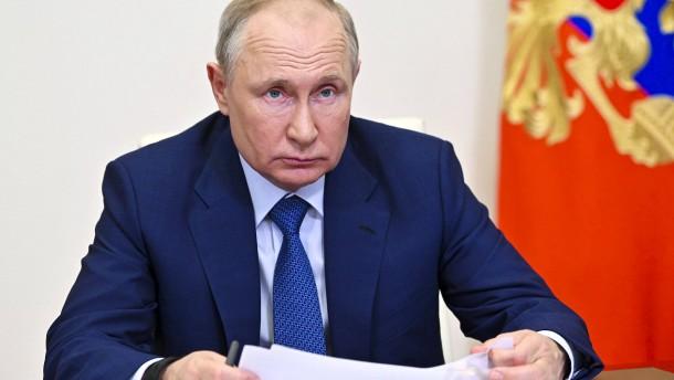 Mit Putin reden