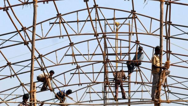 Wirtschaftsentwicklung Indien