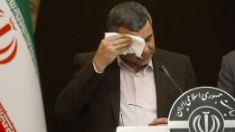Iranischer Vize-Gesundheitsminister infiziert