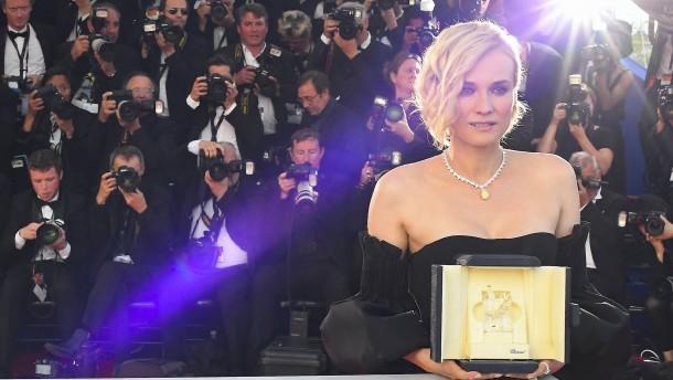Diane Kruger ist beste Schauspielerin in Cannes