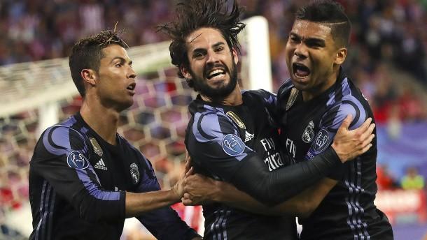 Real Madrid folgt Juventus ins Finale