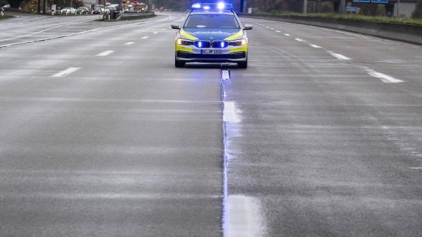 Polizeieinsatz wegen Quarantäne-Verweigerer