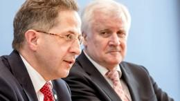 Maaßen nicht länger Verfassungsschutzpräsident
