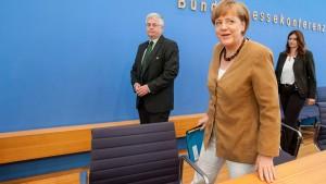 Merkel: Die große Koalition hat noch viel zu tun