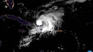 """Hurrikan """"Isaias"""" nähert sich den Bahamas und Florida"""