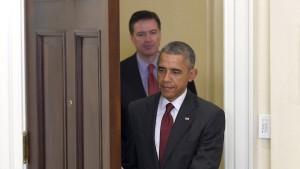 Obama stellt sich hinter FBI-Chef