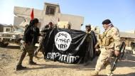 Pentagon: Schon 50.000 IS-Kämpfer getötet