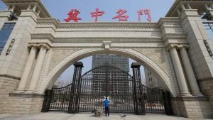 China träumt von der Superstadt