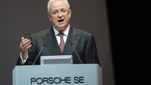 Winterkorn verlässt auch die Porsche-Familiengesellschaft