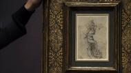Unbekannte Zeichnung Da Vincis wird versteigert