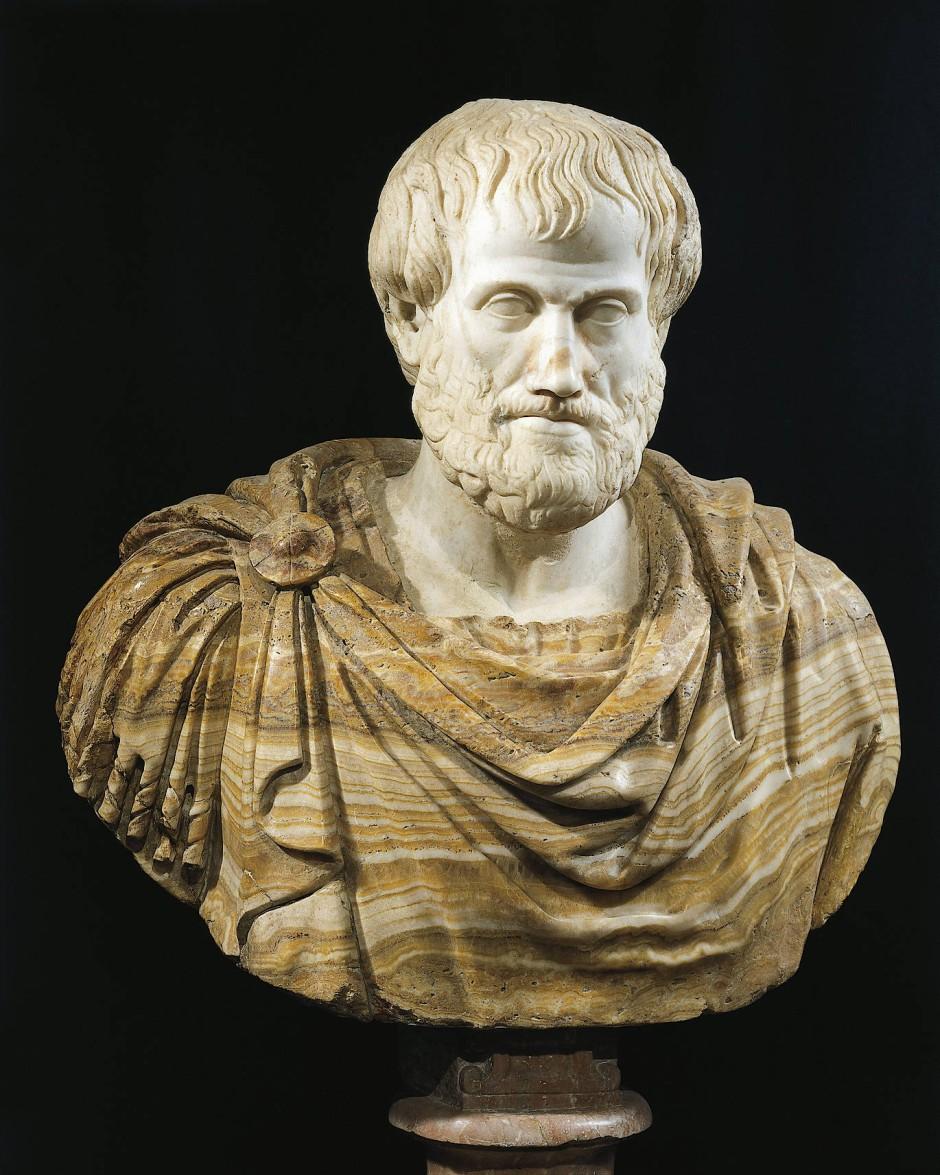 """""""Der Philosoph"""" wurde Aristoteles im 13. und 14. Jahrhundert nur genannt. Nicht zuletzt dank der Scholastik wirkt der Grieche aus dem 4. Jahrhundert vor Christus bis heute."""