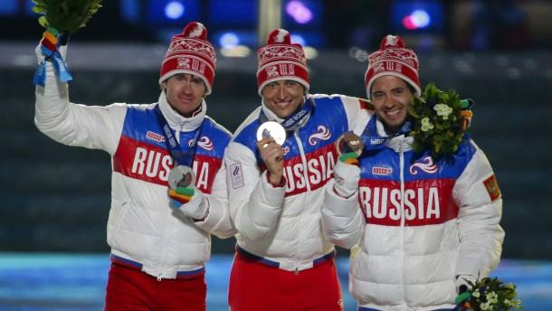 Russische Sündenböcke