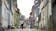 Gutes Pflaster: Idstein hat seine malerischen Ecken und ist zudem als Wohnort leicht erreichbar.