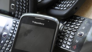 Blackberry kämpft gegen E-Mail-Staus
