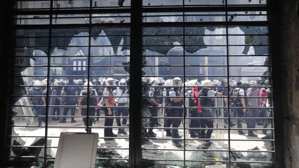 Die Wutbürger vom Gezi-Park