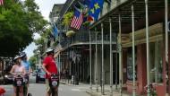 Zurück in New Orleans