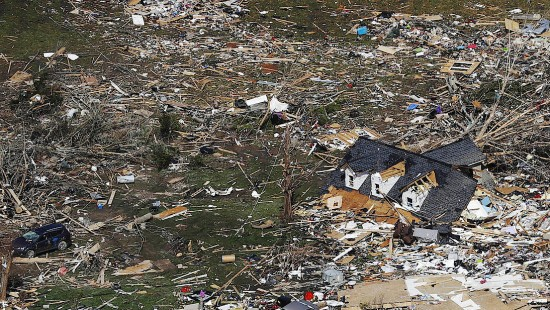 Tote nach Tornados in Tennessee