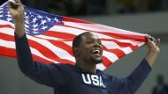 Amerikas Basketballer zeigen die letzte große Show in Rio