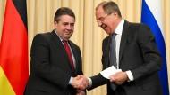 Lösung der Ukraine-Krise als Voraussetzung für Abrüstung