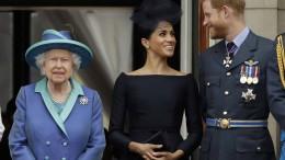 Harry und Meghan zahlen Steuergelder in Millionenhöhe zurück