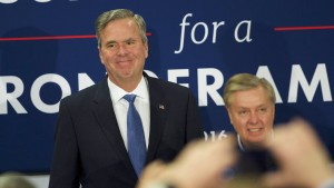 Kein dritter Bush im Weißen Haus
