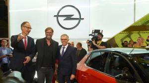 Gewerkschaft macht sich für Opel stark