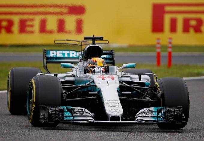 Hamilton rast in Japan durch Rundenrekord zu Pole Position
