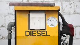 Vorschlag: Diesel-Rückkauf mit 20 Prozent Aufschlag