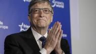 Bill Gates: Deutschland ist hervorragend aufgestellt, um an der Schaffung einer gerechteren und stabileren Welt mitzuarbeiten.