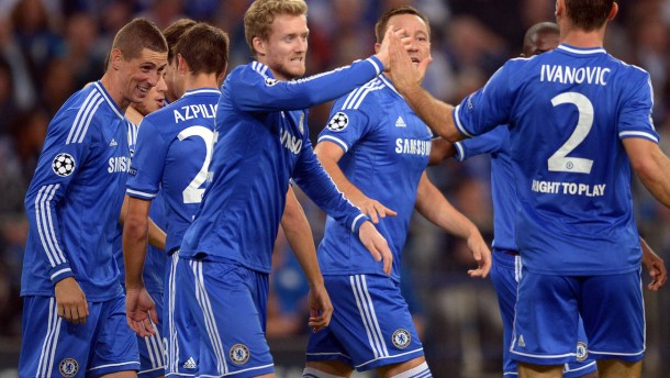 Schalke hat den Blues