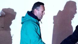 Nawalnyj soll wegen Verleumdung vor Gericht gestellt werden