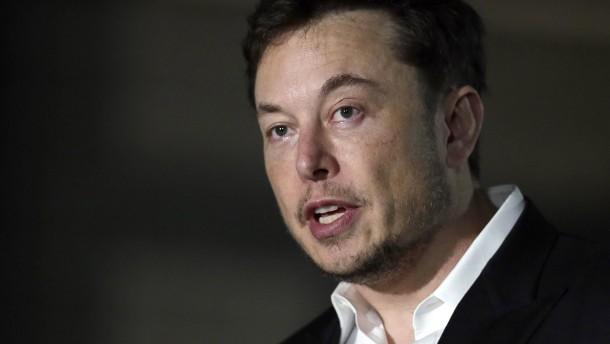 Börsenaufsicht prüft Musk-Tweet