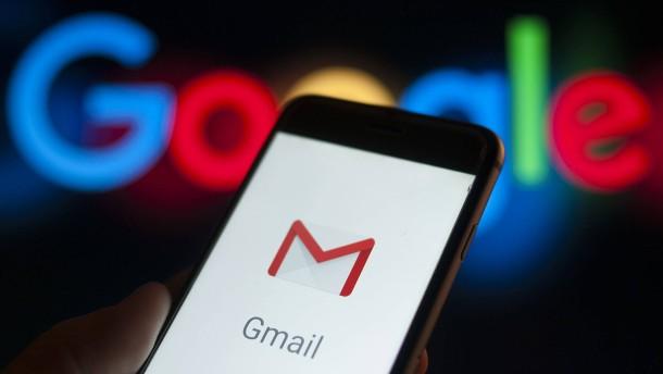 Entwickler lasen E-Mails von Google-Mail-Kunden mit