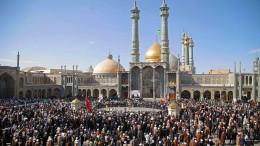 Iranische Regierung mobilisiert Unterstützer