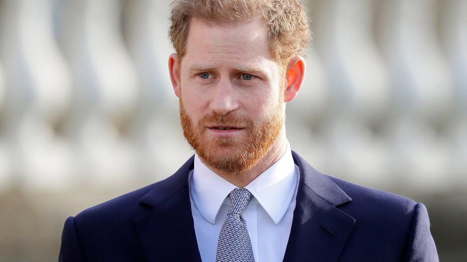 Lebt seit vergangenem Jahr mit seiner Frau Herzogin Meghan in Los Angeles: Prinz Harry