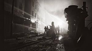 Inferno in der Altstadt
