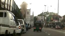 Kamera filmt zufällig Explosion