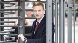 Menschenrechtsgerichtshof verurteilt Russland wegen Nawalnyj-Arrests