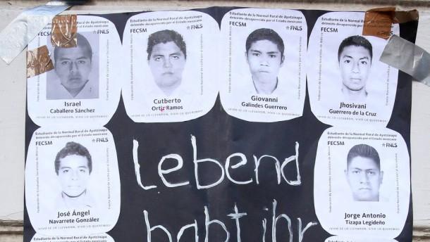Zweiter vermisster Student identifiziert