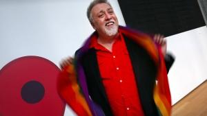 Designer der Regenbogen-Fahne gestorben