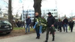 Trauerfeier für Neonazi und Hooligan
