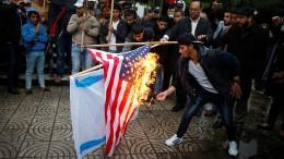 Auswärtiges Amt warnt vor Ausschreitungen in Israel