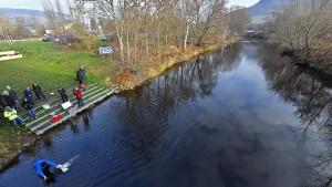 Wie viel Plastik schwimmt in deutschen Flüssen?
