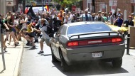 Tote bei Unruhen in Charlottesville