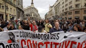 Neues Stabilitätsprogramm für Spanien