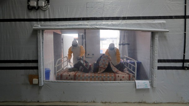 Kongo meldet erneuten Ebola-Ausbruch
