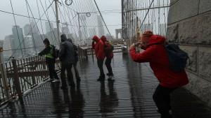 Szenen aus New York: Zwischen Panikkäufen und Gelassenheit