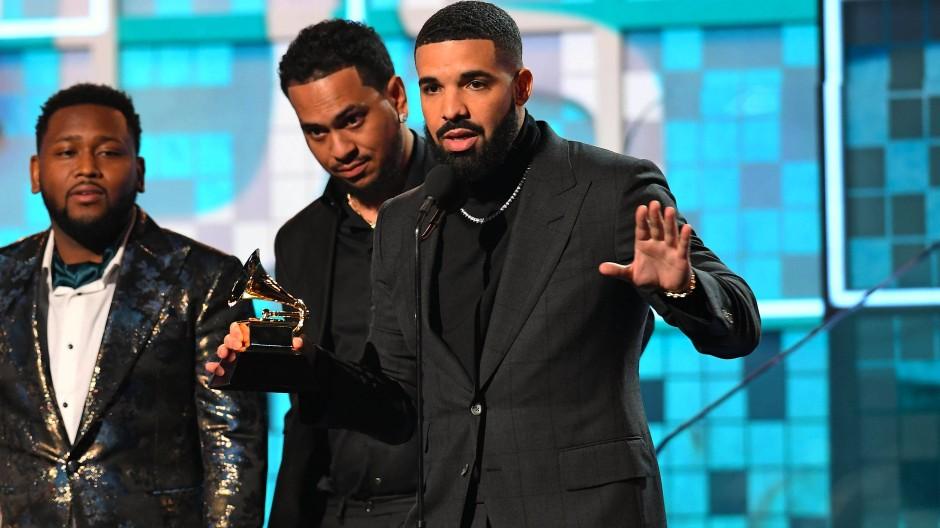 Hätte noch mehr zu sagen gehabt: Rapper Drake